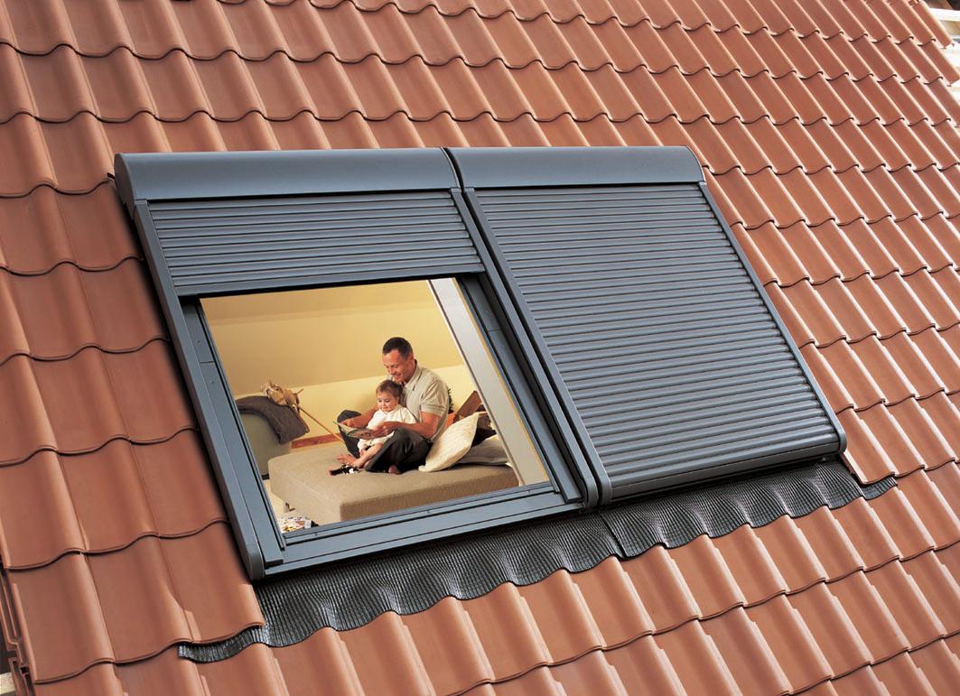 velux dachfenster mit rolladen fabulous schn dachfenster. Black Bedroom Furniture Sets. Home Design Ideas